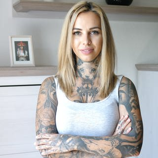 Tattoomodel Nina (Foto: SWR)