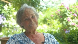 Alte lachende Frau (Foto: SWR)