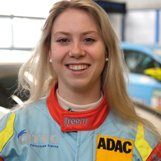 Michelle Halder fährt ADAC TCR Germany (Foto: SWR)