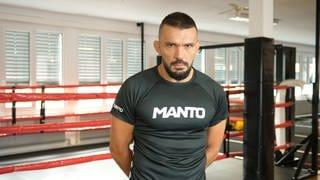 Peter ist MMA-Kämpfer aus Balingen (Foto: SWR)