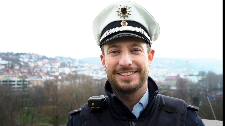 Polizist Stefan (Foto: SWR)