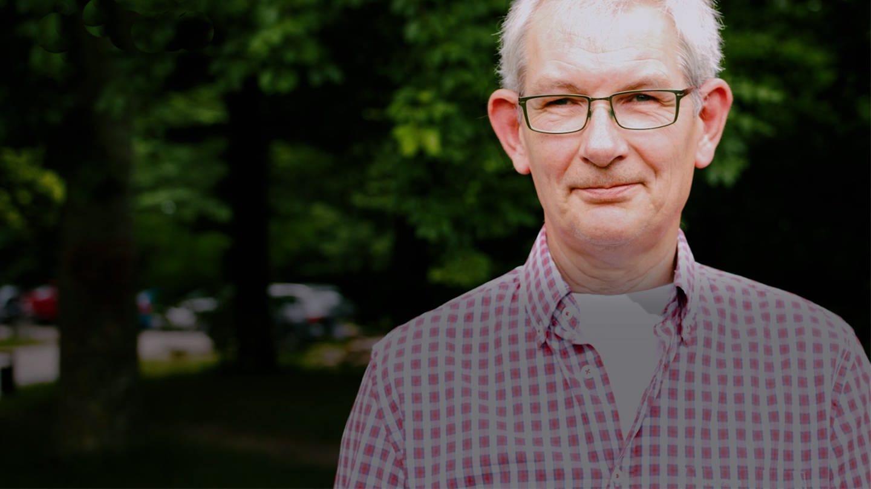 Porträt von einem älteren Mann (Foto: SWR)
