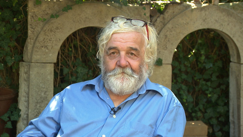 Reinhard Zado ist Künstler (Foto: SWR)