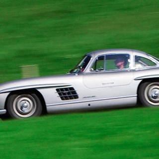Mercedes 300 SL (Foto: SWR, SWR -)