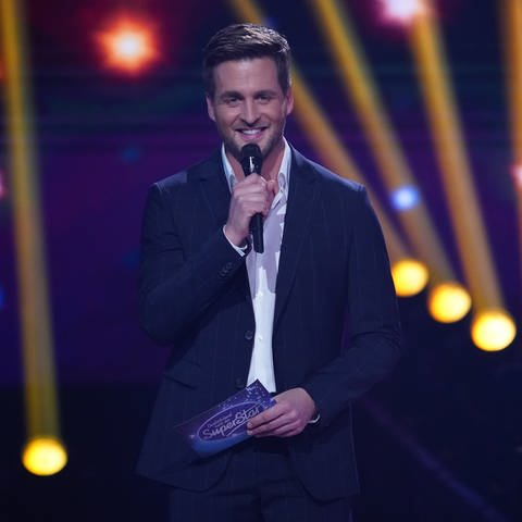 Alexander Klaws Moderator bei DSDS (Foto: picture-alliance / Reportdienste, Picture Alliance)