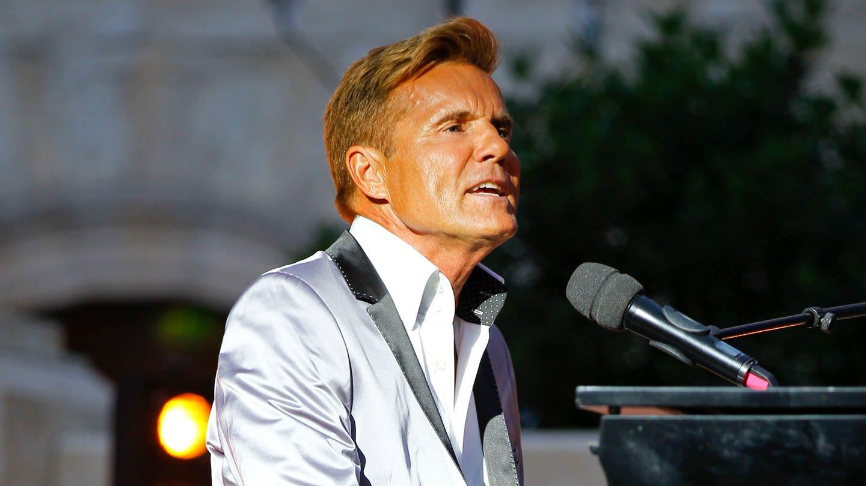 Dieter Bohlen bei einem Konzert in Rust im Juni 2014. (Foto: picture-alliance / Reportdienste, picture alliance / Mandoga Media   Alexander Sandvoss)