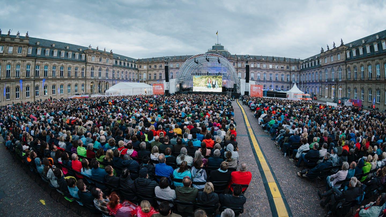 Tatort Premiere SWR Sommerfestival (Foto: SWR, Ronny Zimmermann)