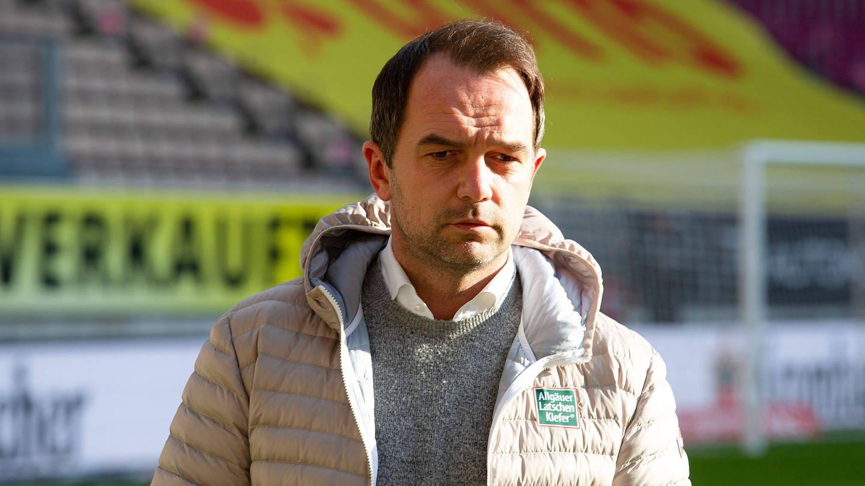 Der ehemalige FCK Sportdirektor Boris Notzon (Foto: Imago, Imago)