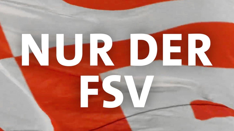 Nur der FSV (Foto: SWR)