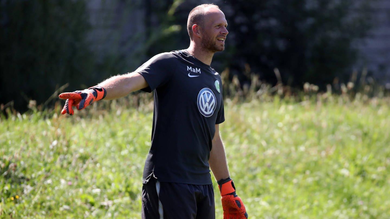 Torwarttrainer Markus Miller (Foto: Imago, Pressefoto Rudel/Robin Rudel)
