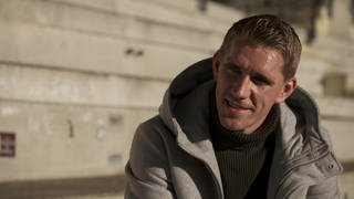 Nils Petersen im SWR-Sport-Interview (Foto: SWR)