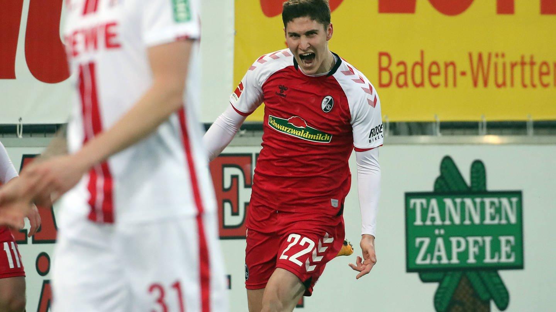 Roland Sallai, SC Freiburg (Foto: Imago, imago images / Sportfoto Rudel)