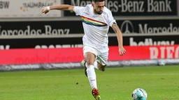 Nicolas Gonzalez vom VfB Stuttgart in Aktion.
