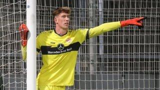 Florian Schock vom VfB Stuttgart