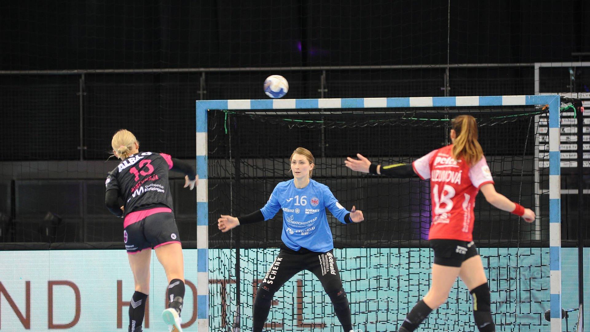 Metzingen verliert gegen den Thüringer HC und verpasst Pokalfinale