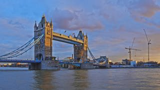Tower Bridge (Foto: picture-alliance / Reportdienste, Adrian Brockwell)