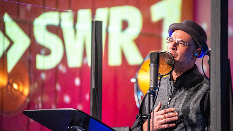 SWR1 Pop & Poesie live im Radio am 22. November 2020 (Foto: SWR, Jochen Enderlin)