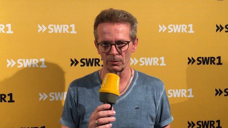SWR1 Hitparaden-Macher: Hans-Peter Zachary