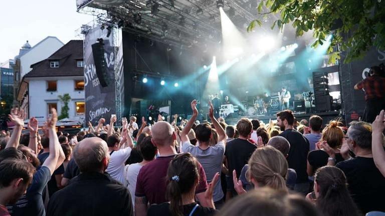 Liam Gallagher in Lörrach (Foto: SWR, SWR1 - Foto: Stefan Bächle)