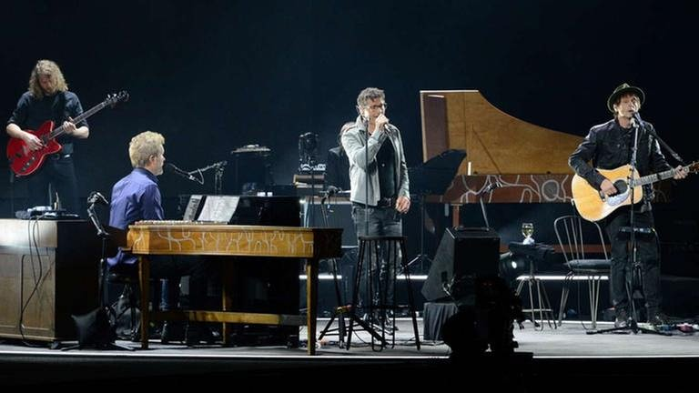 A-ha am 23. Januar in Stuttgart (Foto: SWR, SWR1 - Foto: Willi Kuper)