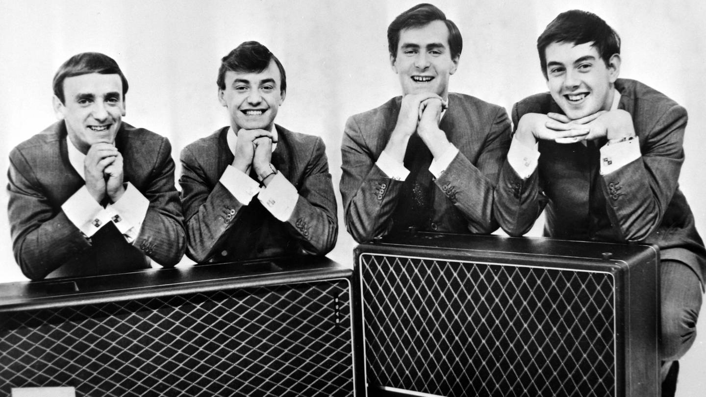 Gerry & The Pacemakers 1964 (Foto: Imago, Foto: Top Foto)