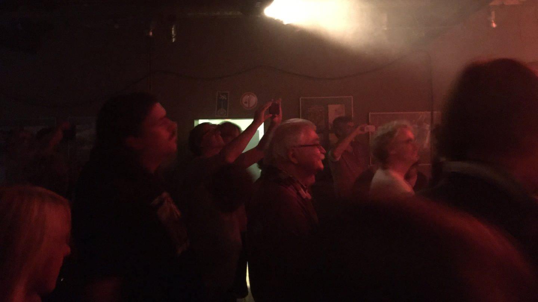 Publikum im Club W71 in Weikersheim