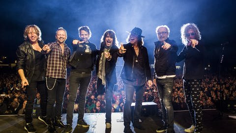 Foreigner (Foto: Foto: Music Circus)