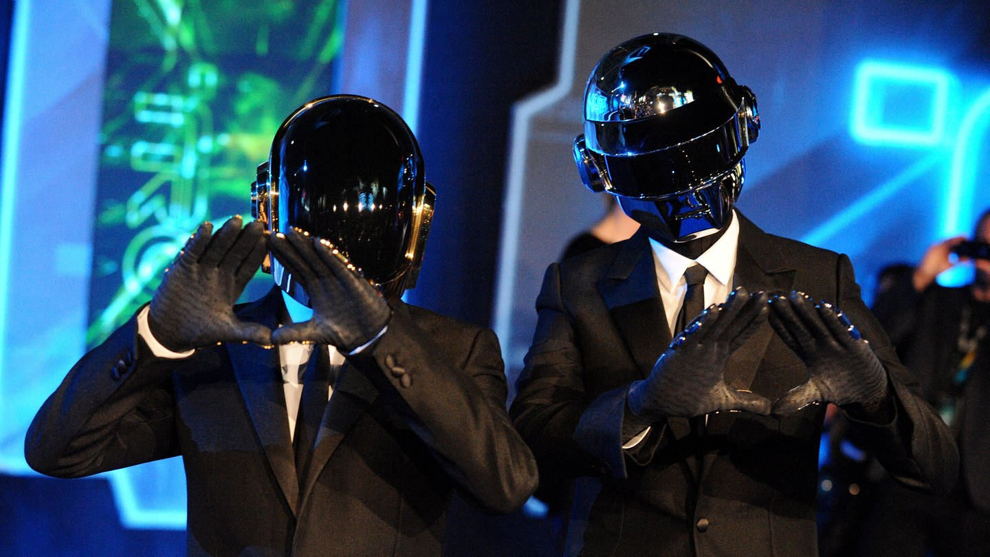 Daft Punk (Foto: picture-alliance / Reportdienste, abaca | Hahn Lionel/ABACA)