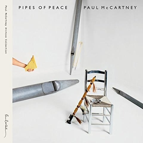 Albumcover: Pipes of peace von Paul McCartney  (Foto: EMI)