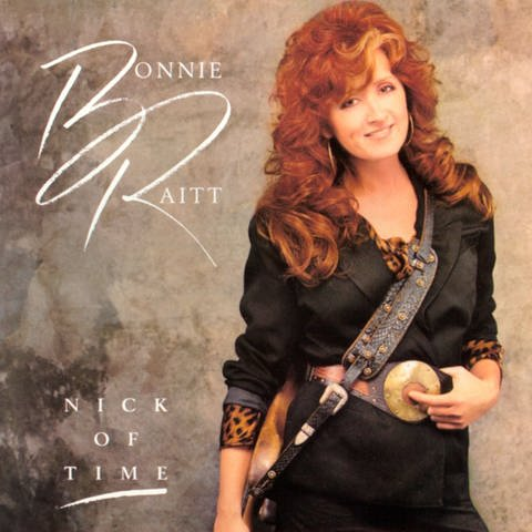 "Bonnie Raitt - ""Nick of Time"" Coverbild (Foto: SWR)"