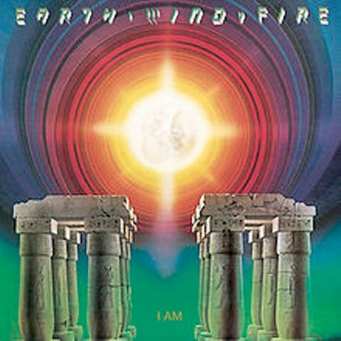 "Cover ""I am"" von Earth, Wind & Fire (Foto: Columbia Records)"
