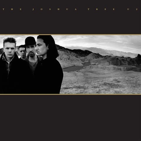 Cover The Joshua Tree U2 (Foto: Universal Music Group)