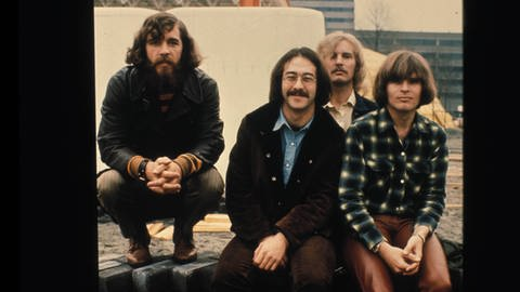 Creedence Clearwater Revival Bandfoto (Foto: SWR)