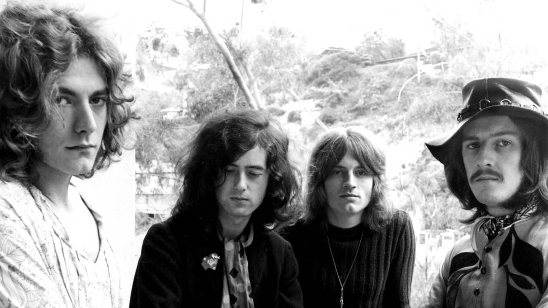 Led Zeppelin (Foto: Imago, imago images / ZUMA Press)