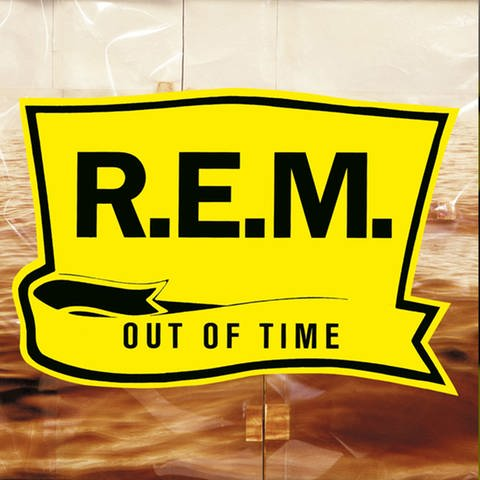 "REM - ""Out of Time"" Coverbild (Foto: SWR)"