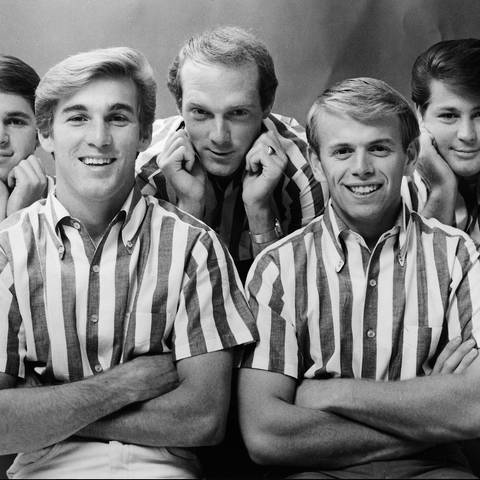 The Beach  Boys (Foto: © Copyright: Capitol Records -)