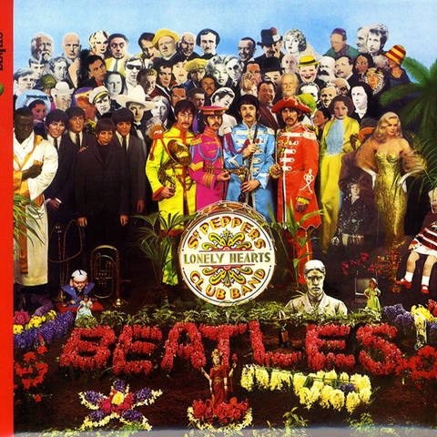 "The Beatles - Sgt. ""Pepper's Lonely Hearts Club Band"" (Foto: SWR)"