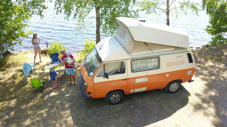 Corvins VW-Bulli