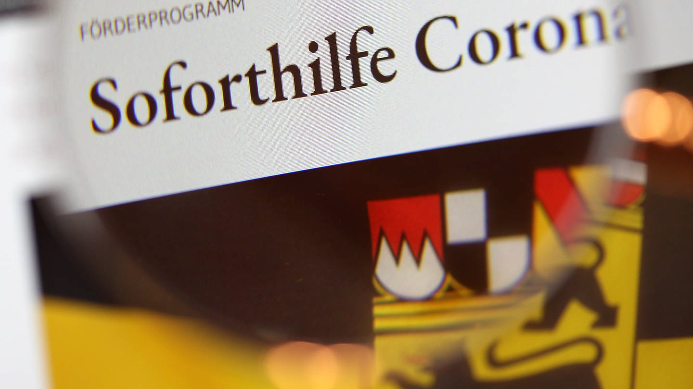 Corona Soforthilfe Symbolfoto (Foto: dpa Bildfunk, picture alliance / Eibner-Pressefoto)