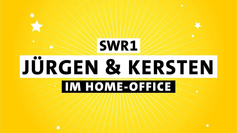 Jürgen und Kersten im Home-Office