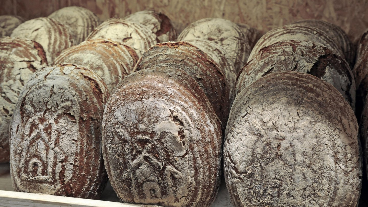 Bauernbrot (Foto: picture-alliance / Reportdienste, picture alliance_imageBROKER2)