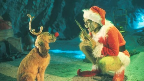 Der Grinch (Foto: picture-alliance / Reportdienste, Picture Alliance)