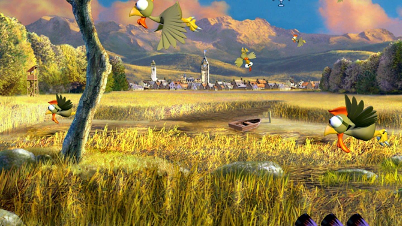 Screenshot aus dem Computerspiel
