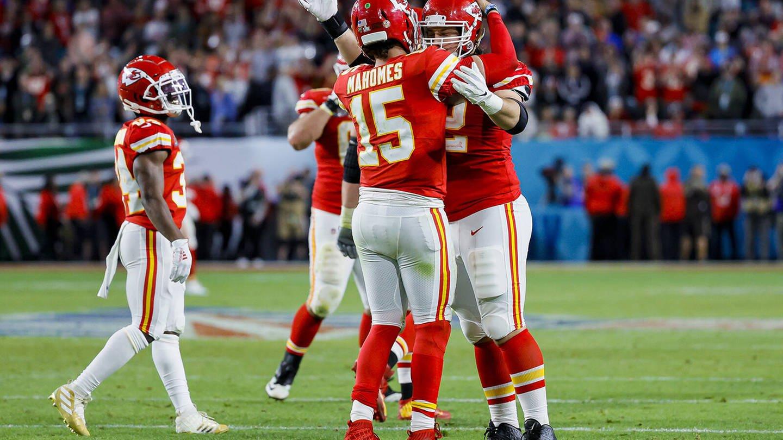 Super Bowl Kansas City Chiefs (Foto: Imago, ZUMA Press)
