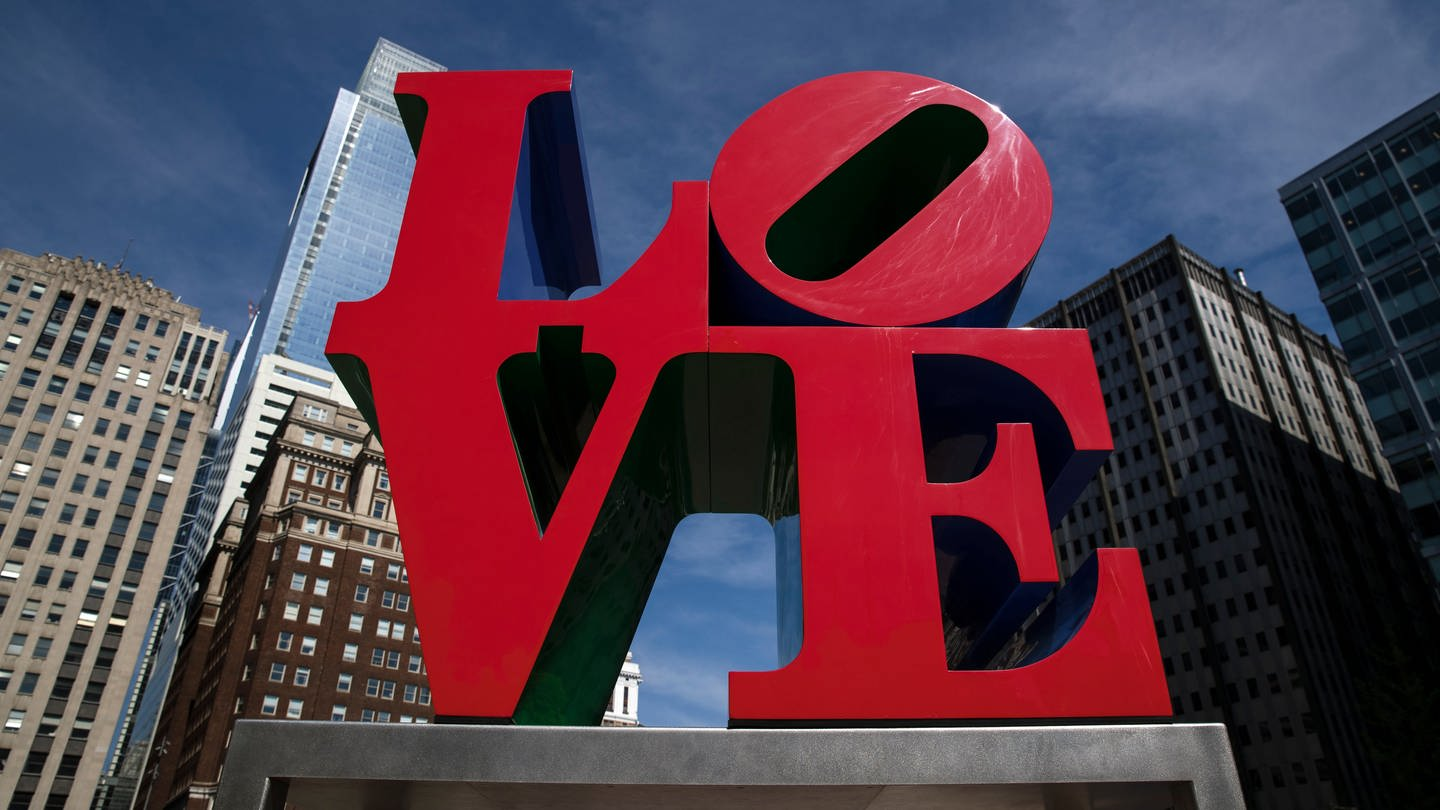 Love-Plastik in den USA (Foto: picture-alliance / Reportdienste, Picture Alliance)