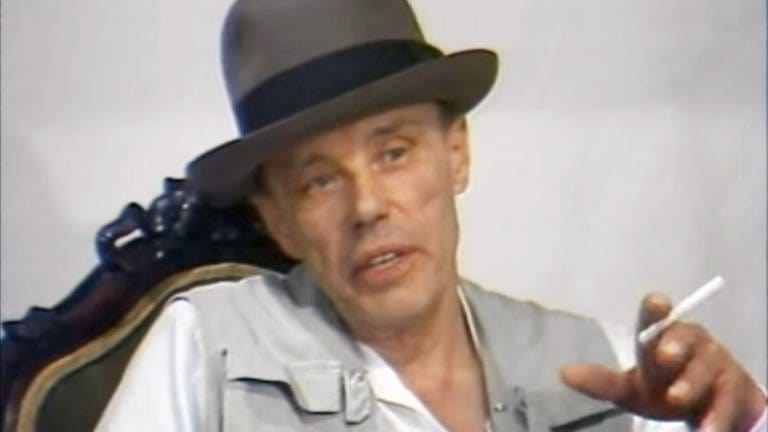 Joseph Beuys (Foto: picture-alliance / Reportdienste, picture alliance/  Everett Collection Copyright Kino International Everett Collection)