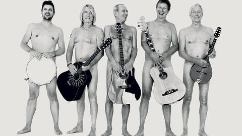 Status Quo - Aquostic (Stripped Bare) (Foto: Edel Germany GmbH - Foto: Bryan Adams)