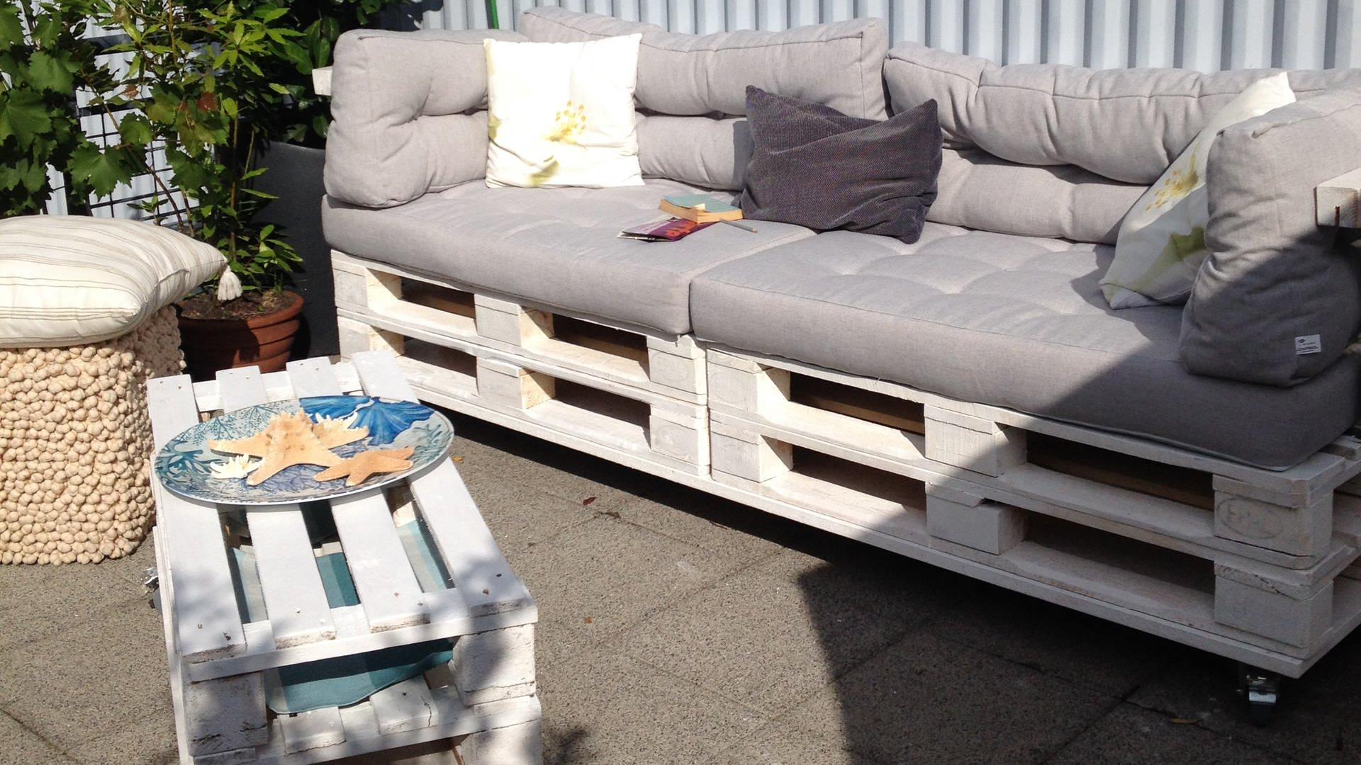 terrassenm bel aus europaletten programm swr1 bw. Black Bedroom Furniture Sets. Home Design Ideas