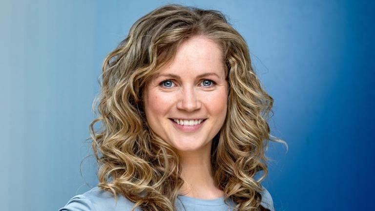 Schauspielerin Cornelia Gröschel, 2019