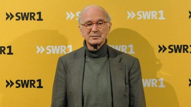 Prof. Christoph von der Malsburg, Physiker und Neurobiologe, SWR1 Leute am 13.03.2019, Nicole Köster (Foto: SWR, SWR1 - Foto: Sandra Eisold)
